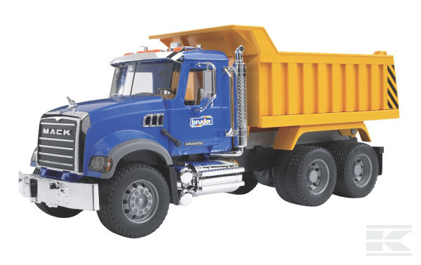 BRUDER 2815 MACK Granite nákladní sklápěč