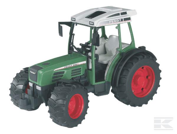 BRUDER 2100 Fendt Farmer 209 S