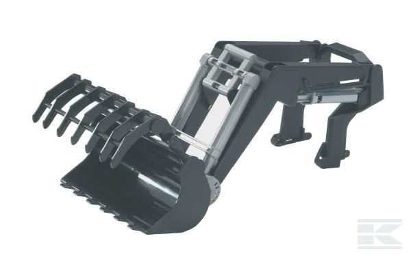 BRUDER 3333 Čelní nakladač pro série 03000