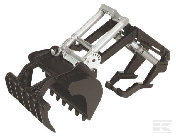 BRUDER 2317 Čelní nakladač pro série 02000