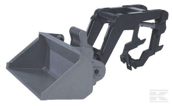 BRUDER 2319 Čelní nakladač pro malé traktory
