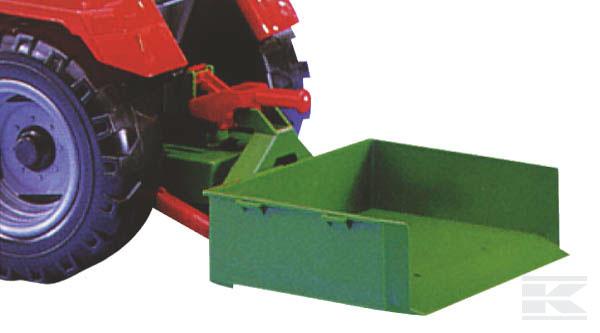 BRUDER 2336 Nakládací a odklízecí skříň