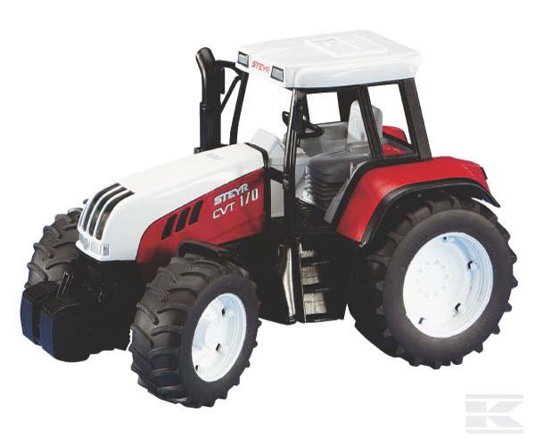BRUDER 2080 Steyr CVT 170