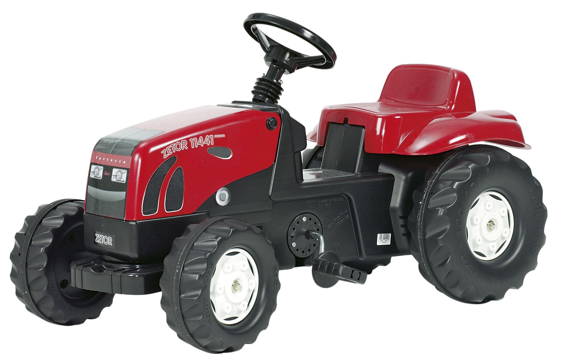 ROLLY TOYS 012152 Šlapací traktor rollyKid Zetor 11441