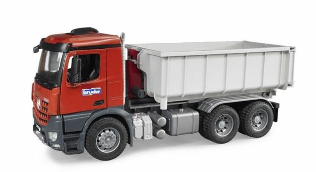 BRUDER 3622 MB AROCS nákladní auto kontejner