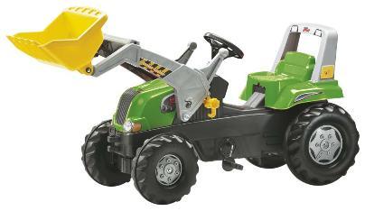 ROLLY TOYS 811465 Šlapací traktor rollyJunior RT s nakldačem