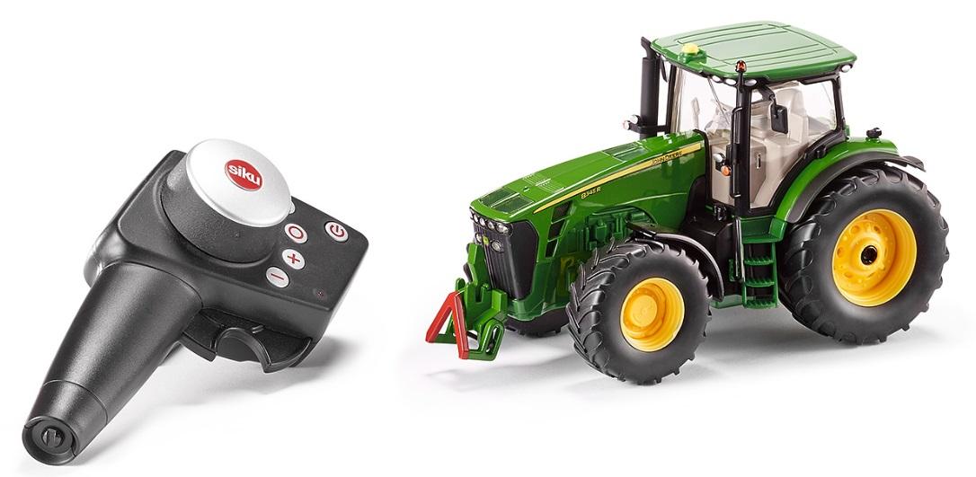 SIKU CONTROL 6881 RC Traktor John Deere 8345R na dálkové ovládání