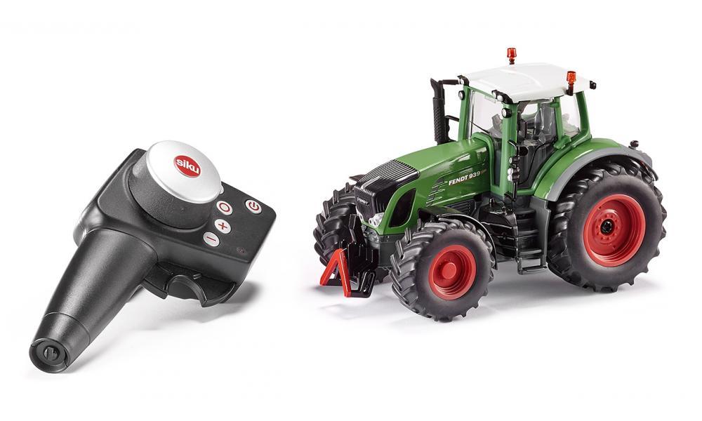SIKU CONTROL 6880 RC Traktor Fendt 939 na dálkové ovládání